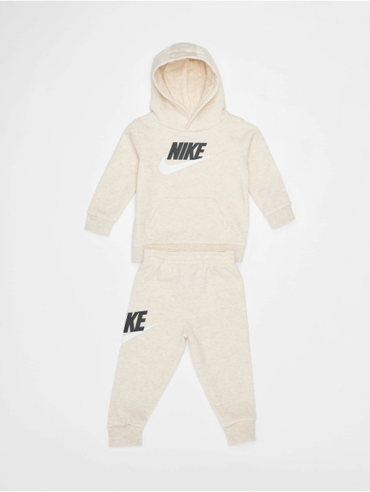 Nike Спортивные костюмы Club HBR PO бежевый