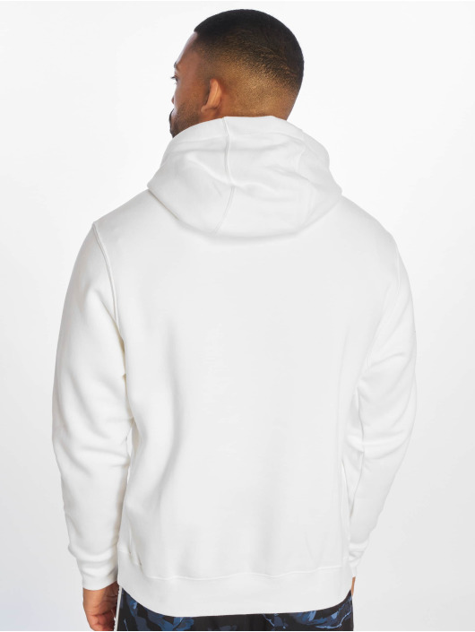 Nike Толстовка Club PO BB Hoody белый