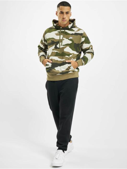 Nike Толстовка Sportswear камуфляж