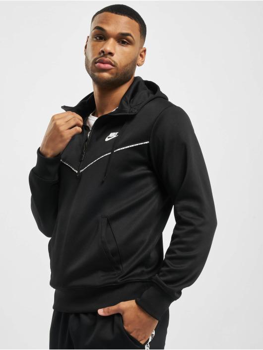 Nike Толстовка M Nsw Repeat Pk Hz черный