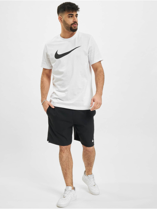 Nike Футболка Swoosh белый
