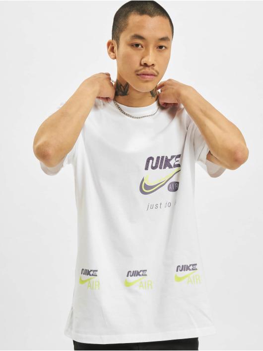 Nike Футболка Multibrand Swoosh белый