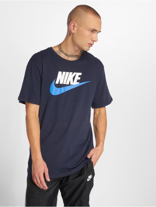 Nike Футболка Futura Icon синий