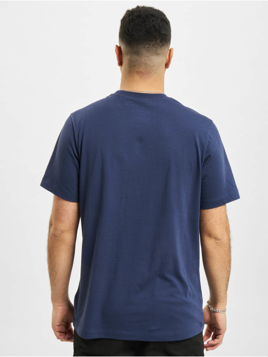 Nike Футболка Swoosh синий
