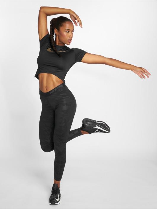 Nike Футболка Pro черный