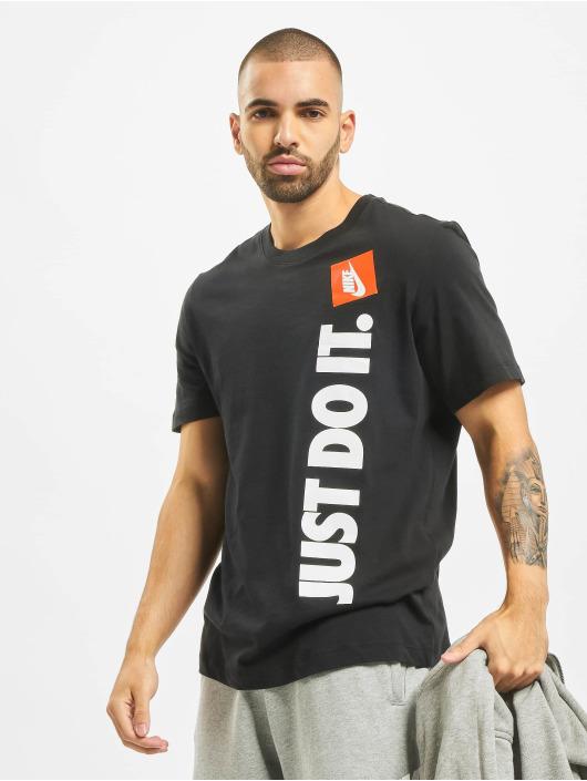 Nike Футболка HBR JDI 2 черный