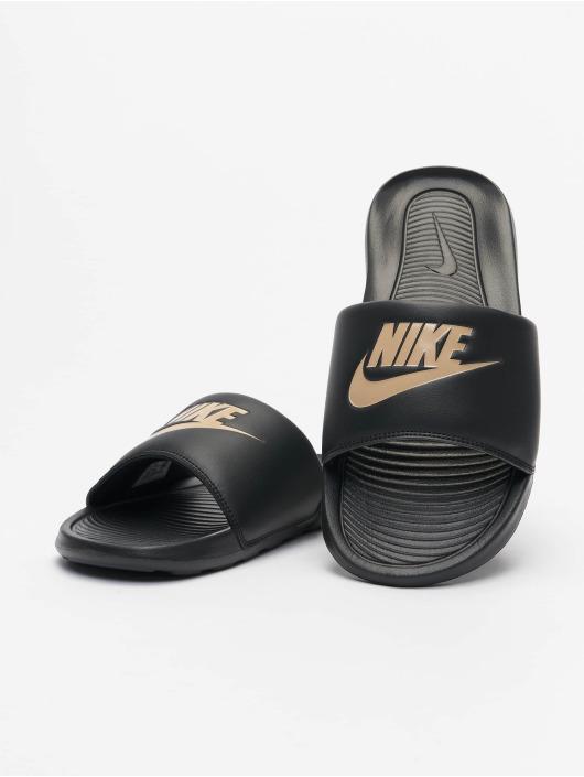 Nike Шлёпанцы Victori One черный