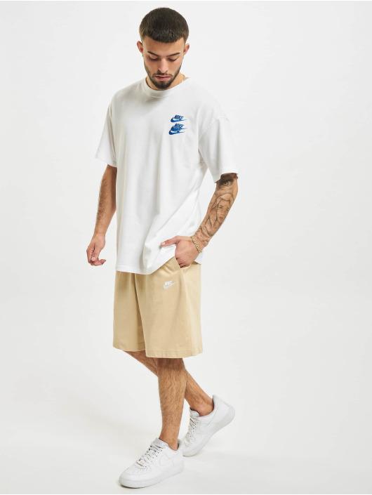Nike Шорты Club бежевый