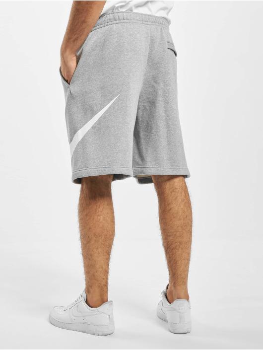 Nike Шорты Club BB GX серый