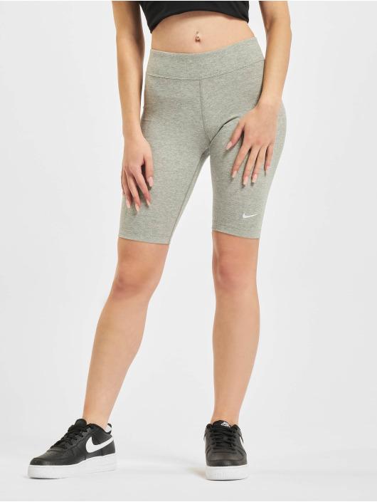 Nike Шорты Biker серый