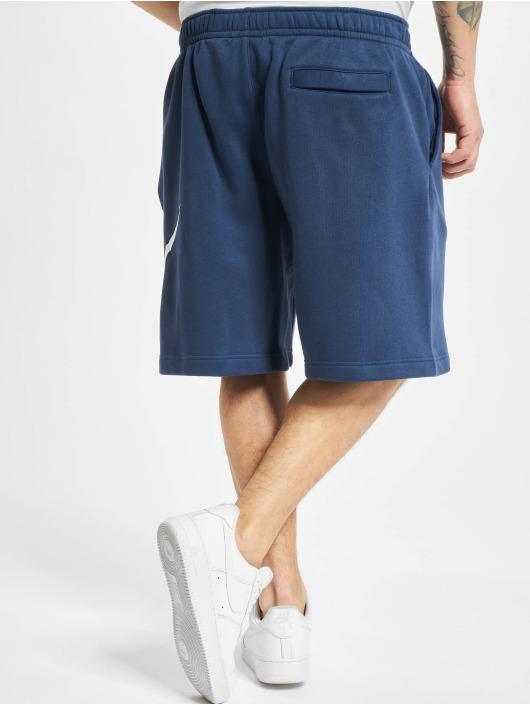 Nike Шорты Club BB GX синий