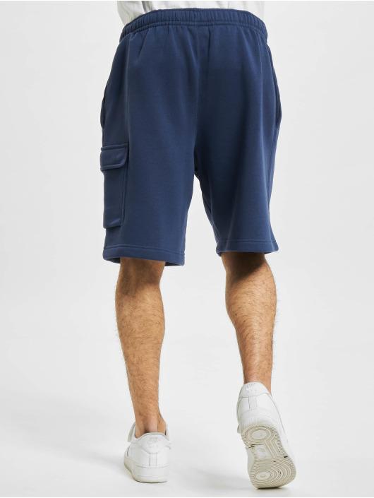 Nike Шорты Club Cargo синий