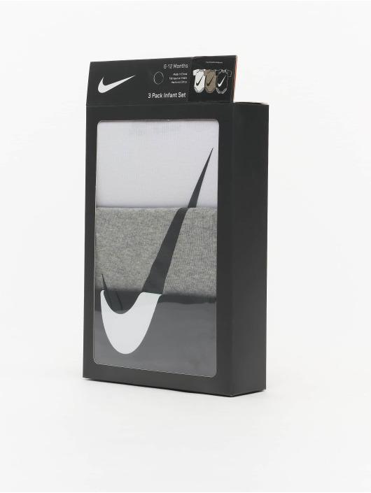 Nike корсаж Swoosh S/S белый