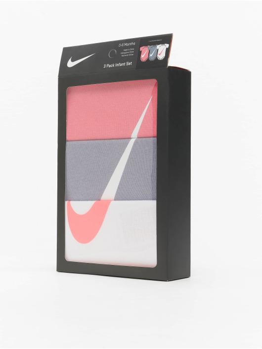 Nike корсаж Swoosh S/S лаванда