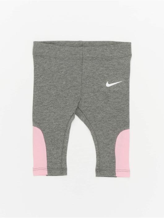 Nike корсаж Ls Love My Game серый