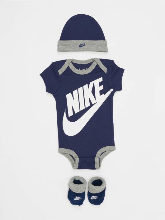 Nike корсаж Futura Logo синий