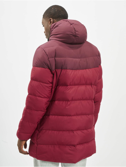 Nike парка Down Fill Windrunner Parka HD RUS красный