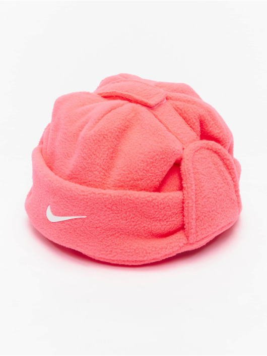 Nike шляпа Swoosh Baby Fleece лаванда