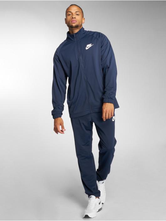 Nike Sportswear Track Suit Obsidian/Obsidian/White
