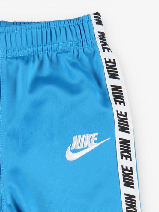 Nike Anzug Block Taping Tricot blau