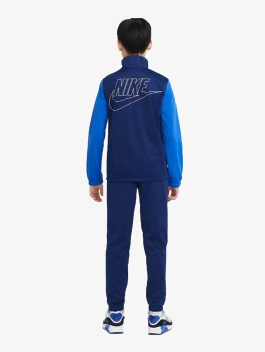 Nike Anzug Poly blau
