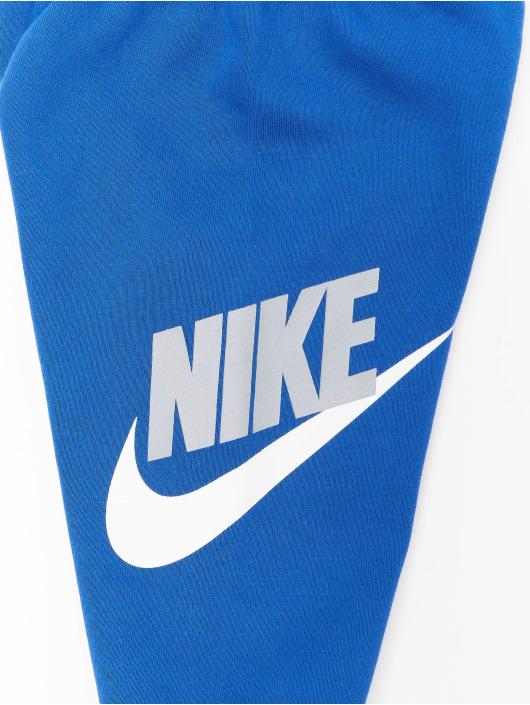 Nike Anzug Club HBR PO blau