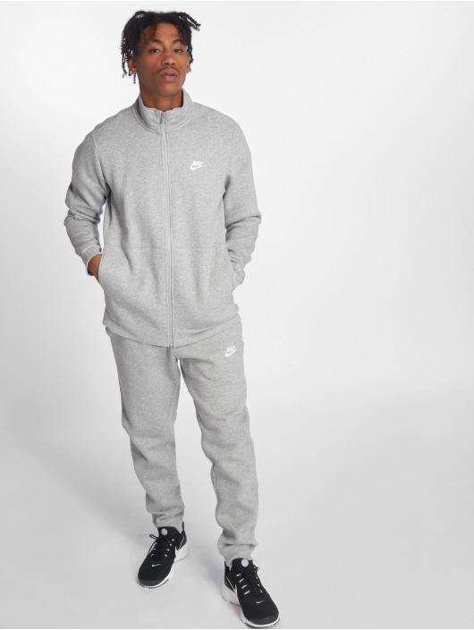 Moderne Nike Herren Anzug Sportswear Track Suit in grau 500870 AX-58