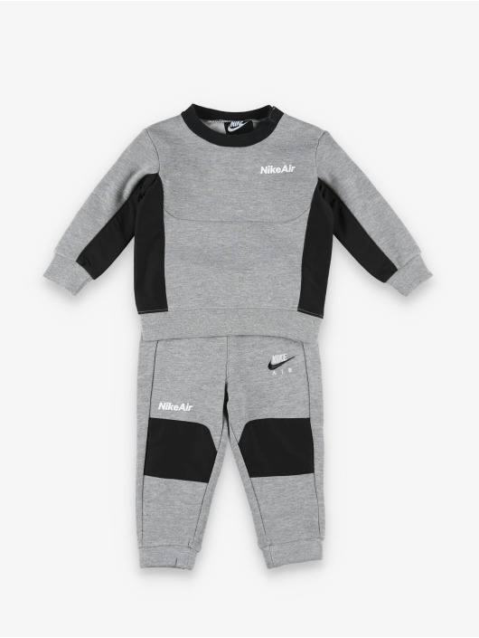Nike Anzug Air Crew grau