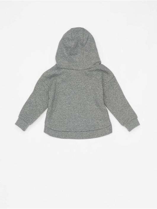 Nike Anzug Club Fleece grau