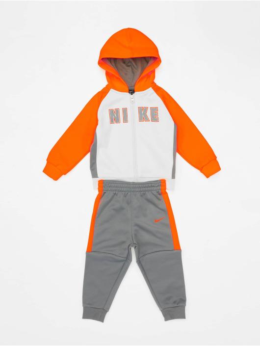 Nike Anzug Colorbocked grau