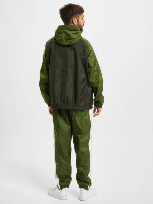 Nike Anzug Sweat grün