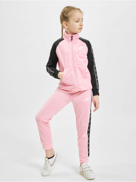 Nike Anzug Swoosh Tricot pink