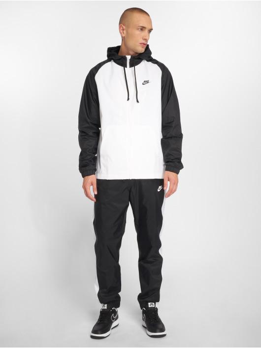 Nike Anzug Sportswear Transition schwarz