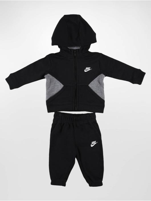 Nike Anzug Core schwarz