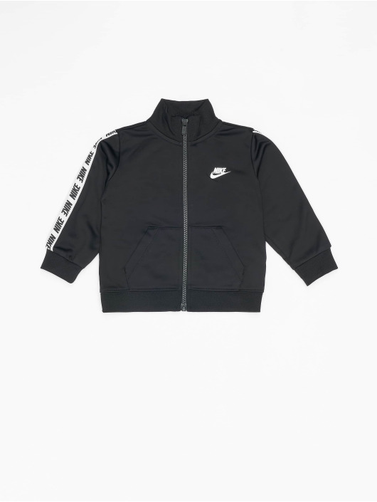 Nike Anzug Block Taping schwarz