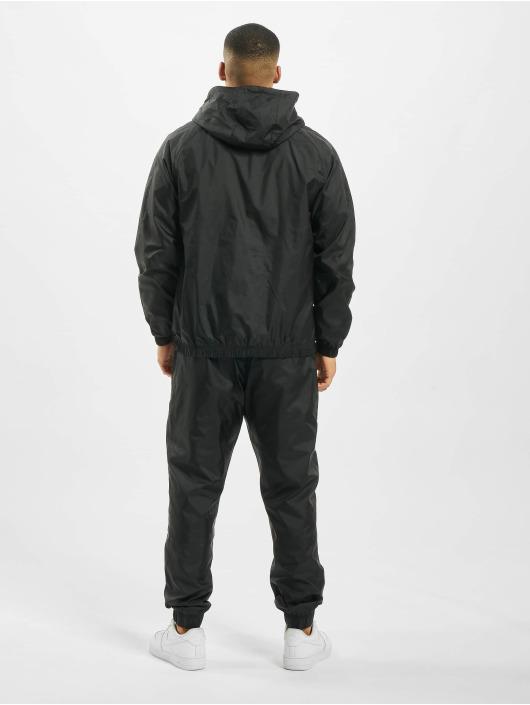Nike Anzug Woven schwarz