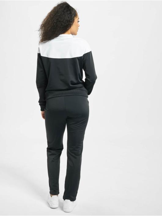 Nike Anzug Track Suit schwarz