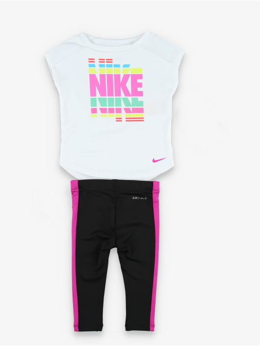 Nike Anzug SS Tunic schwarz