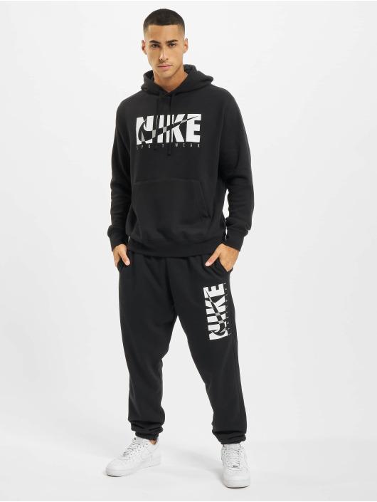 Nike Anzug Track schwarz
