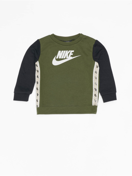 Nike Anzug Elevated Trims schwarz