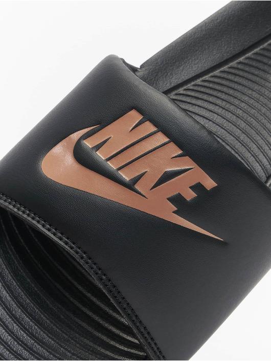 Nike Badesko/sandaler W Victori One Slide svart