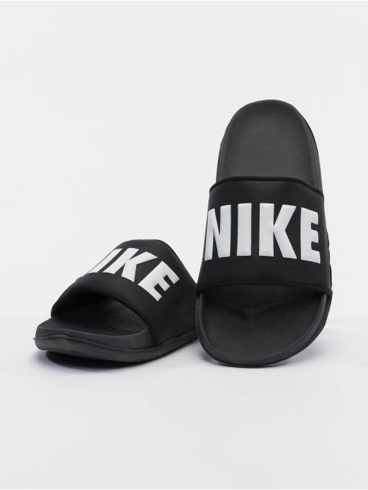 Nike Badesko/sandaler Offcourt svart