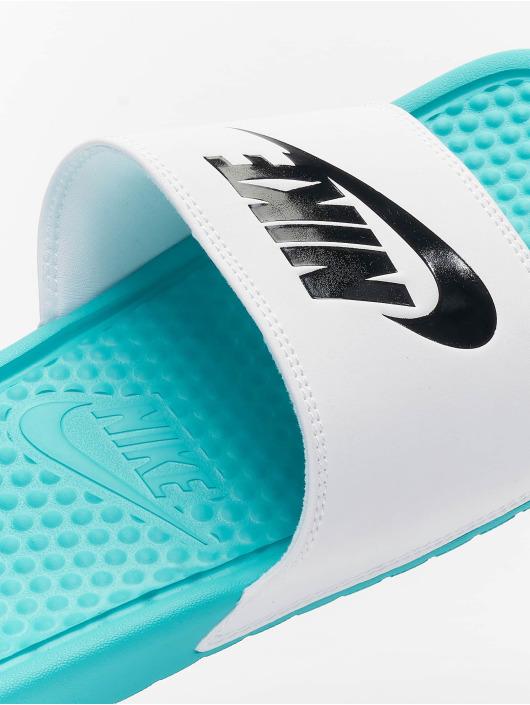 Nike Badesko/sandaler Benassi JDI turkis