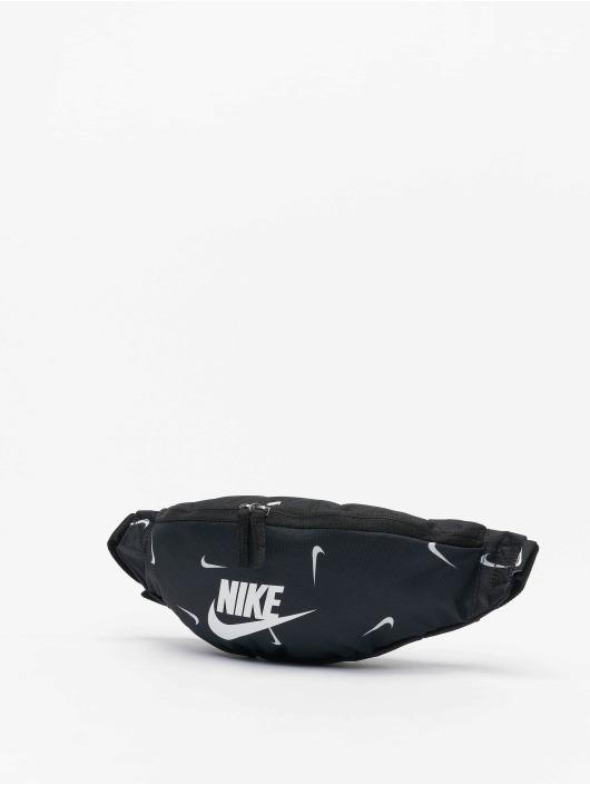 Nike Bag Heritage Hip Pack AOP1 black
