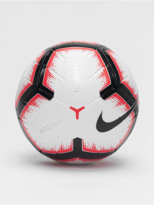 Nike Balones de fútbol Merlin blanco