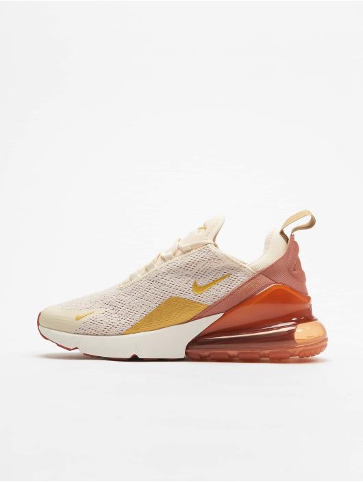 sports shoes 7ea34 aefd3 ... Nike Baskets Air Max 270 beige ...