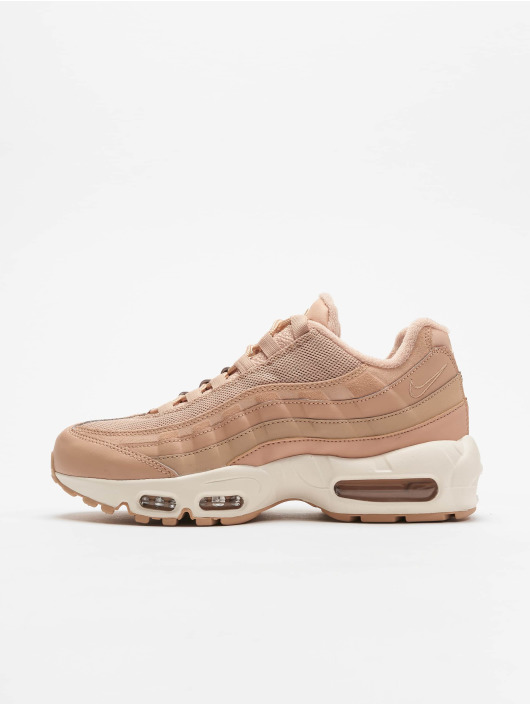 bbbd68eb6e51 ... Nike Baskets Air Max 95 beige ...