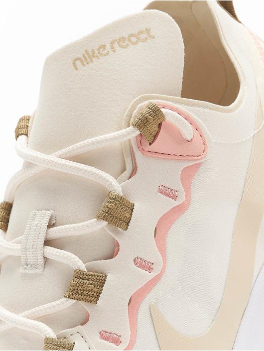 Nike Baskets React Element 55 beige