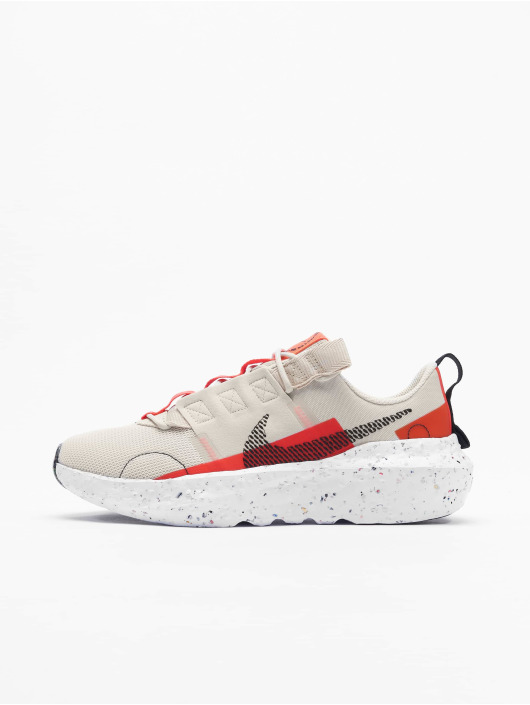 Nike Baskets Crater Impact beige