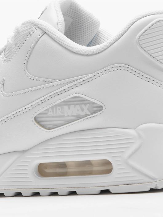 Nike Baskets Air Max 90 Leather blanc